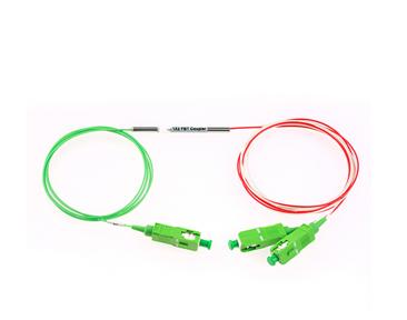 1分4插片式PLC光纤分路器