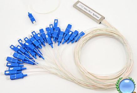 1分32微型PLC分光器光纤分路器