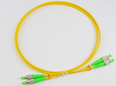 FC/APC-FC/APC 单模双芯φ2.0-3.0mm光纤跳线
