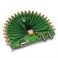 Evaluation Kit for AFBR-775BxxxZ/785BxxxZ Pluggable Parallel Fiber Optic Modules