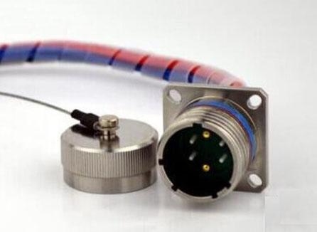 J599光电混合型光纤方圆头套装野战光缆连接跳线