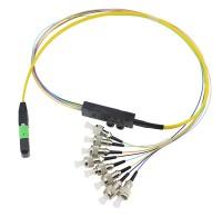 MPO/MTP分支扇出光缆组件
