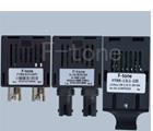 1.25Gb/s PECL 多模双纤光收发一体模块