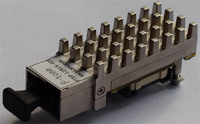 SNAP12  6.25G并行四收四发光纤模块