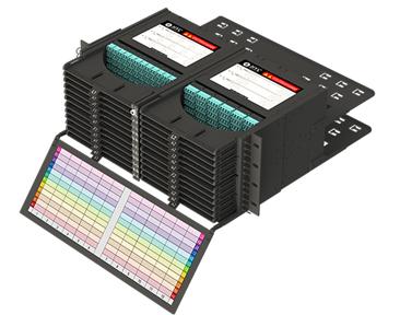 Fanout MPO/APC-LC/UPC单模12芯光纤跳线