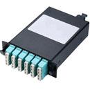 MTP/MPO光纤跳线转接模块