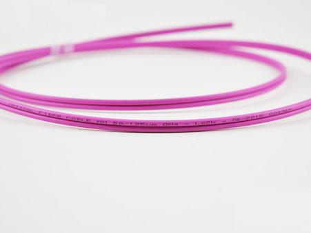 OM4万兆多模50/125um双芯φ2.0-3.0mm光纤跳线