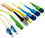12芯MPO光纤跳线带状缆