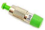 FC/APC单模固定阴阳式光纤衰减器