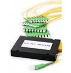 PLC光分路器盒式封装