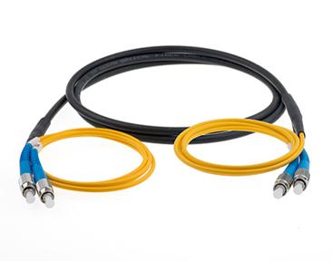标准 FC/APC大D锌合金绿帽光纤适配器