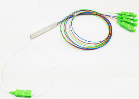 1分16微型PLC分光器光纤分路器