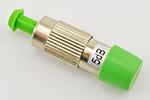 FC/UPC单模固定阴阳式光纤衰减器