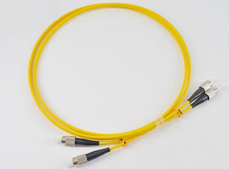 FC/UPC-FC/UPC 单模双芯φ2.0-3.0mm光纤跳线