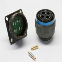 J599III高低频混装连接器