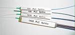 1分2微型PLC光纤分路器(可加各式光纤接头)