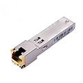 1.25G 1000Base-T SFP, Copper SFP, RJ-45 SFP   GLC-T