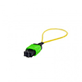 12-Core MPO OS2 Loopback Cable,for QSFP+ Transceiver