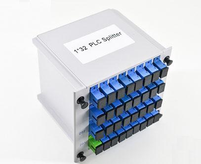 1分32插片式PLC光纤分路器