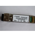 0-10Mb/s Duplex Fibers SFP Optical Transceiver