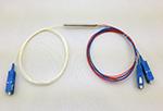 1*2单模拉锥耦合器拉锥分路器(钢管式)
