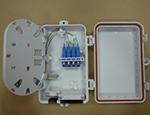 4口塑料分光箱6芯融纤FT-FTB-104C