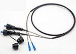 IP65-67级ODVA-SC光纤防水跳线光纤防水连接器