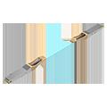 400G QSFP56 DD SR8 Active Optical Cable