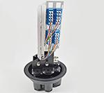 24-96芯帽(立)式光缆接续盒(3进3出)可装1*32分路器