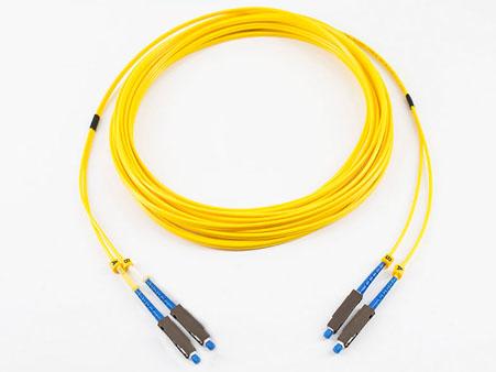 MU/UPC-MU/UPC单模双芯φ2.0mm光纤跳线