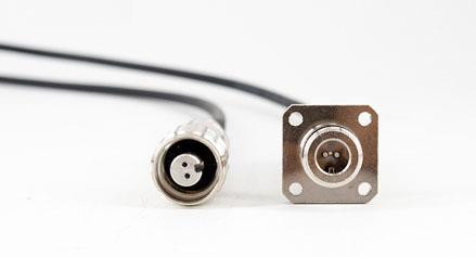 ODC-2芯室外防水光纤跳线-A款国产精工