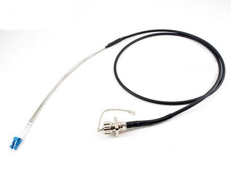 ODC-2芯室外防水光纤跳线-B款国产普通