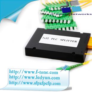 PLC平面波导光分路器
