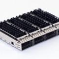 SFP+光模块2xN双层笼子