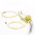 FT 紧凑型1通道光纤滑环+电 混合滑环