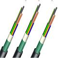 螺旋钢管铠装振动光缆