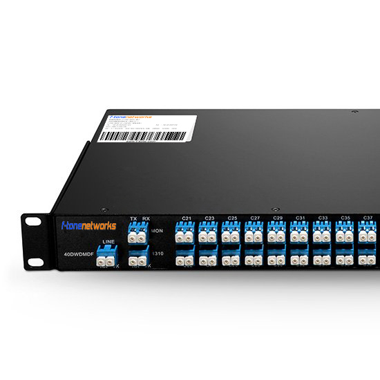 1*8+1310+MonitorCWDM /Demux Rack Mount