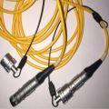 单芯快锁光纤组件